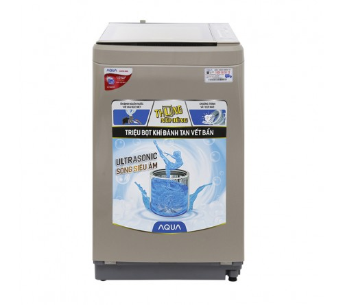 Máy Giặt Aqua 8 kg AQW-U800BT-N