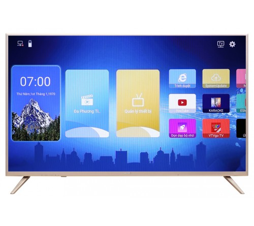 Smart Tivi Asanzo 43 inch 43AS550