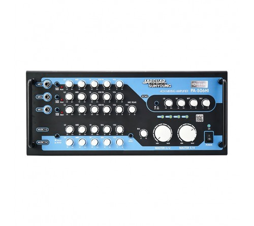 Amply Jarguar Suhyoung PA-506HI