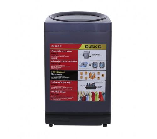 Máy Giặt Sharp 9.5 Kg ES-U95HV