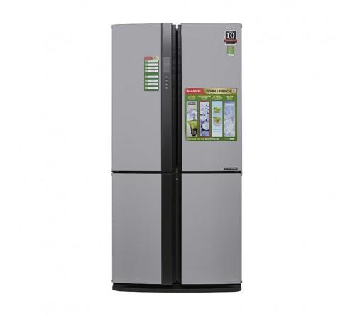 Tủ lạnh Sharp Inverter 678 lít SJ-FX680V-ST