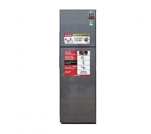 Tủ lạnh Sharp Inverter 253 lít SJ-X281E-SL