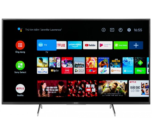 Android Tivi 4K Sony 49 Inch KD-49X7500H
